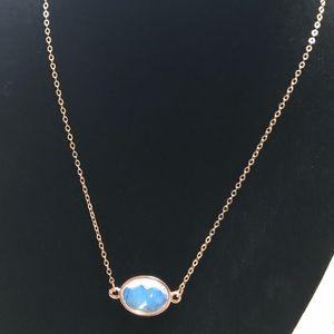 Estrella & Luna Jewelry - Estrella & Luna Moonstone Choker